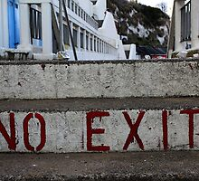 No exit by mirroroworld