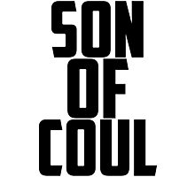 Agent Son of Coul Photographic Print
