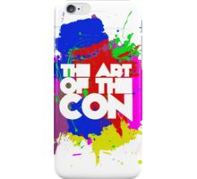 Art of the Con iPhone Case/Skin
