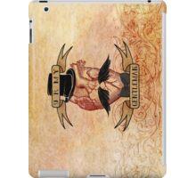 You Are My Gentleman iPad Case/Skin