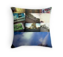 Lomo Comp 1 Throw Pillow
