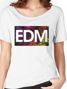 EDM Women's Relaxed Fit T-Shirt