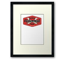 Rockbell Automail Repair Framed Print
