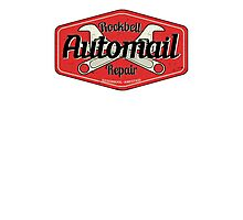 Rockbell Automail Repair Photographic Print
