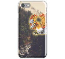 Shiny Ho-oh iPhone Case/Skin