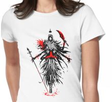 The Queen of Spades Womens Fitted T-Shirt