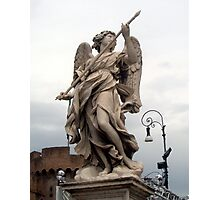 Angel in Stone 2 Photographic Print