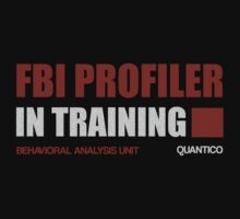 BAU Profiler in Training by talkpiece