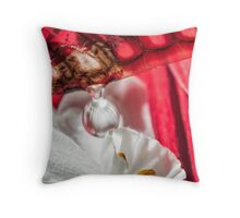 Sweet to the Last Drop Throw Pillow