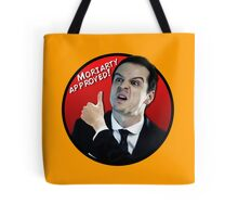 Moriarty Approved! Tote Bag