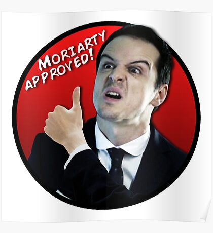 Moriarty Approved! Poster