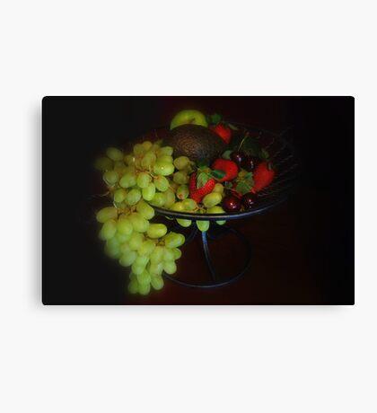 Fruit. Canvas Print
