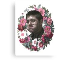 Dean Wreath2 Canvas Print