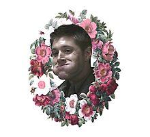 Dean Wreath2 Photographic Print