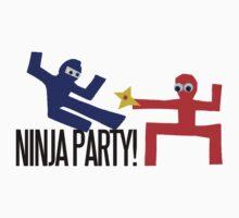 Ninja Party Kids Clothes