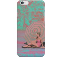 BEACH GOERS GO FUNKY iPhone Case/Skin