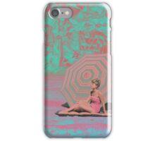 BEACH GOERS GO FUNKY iPhone Case/Skin