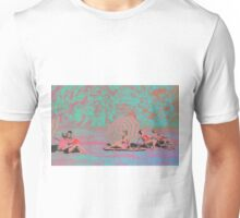 BEACH GOERS GO FUNKY Unisex T-Shirt