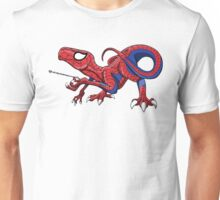 The Amazing Spideraptor! Unisex T-Shirt