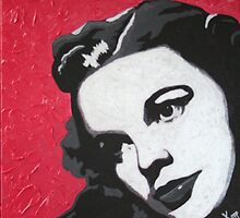 Judy Garland by AmyKopp