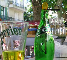 Perrier by John Thurgood