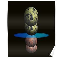 SPHERICAL SPACE Poster