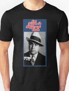 Cut From A Different Cloth Capone Unisex T-Shirt