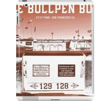 The Bullpen Bums 2015 iPad Case/Skin