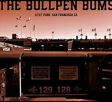 The Bullpen Bums 2015 by sflassen