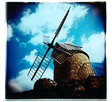 Moulin Collioure by BostonClick