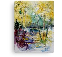 Watercolor 280808 Canvas Print