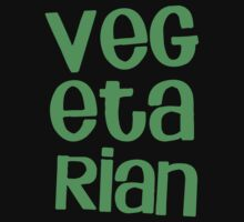VEGETARIAN Kids Clothes
