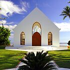 Fiji Wedding Chapel by Kate Hall
