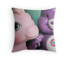 Child of the 80's Throw Pillow