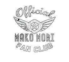 Mako Fan Club Photographic Print