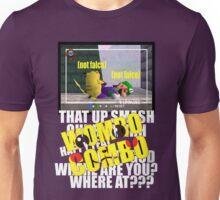 Warning: Ain't falco Unisex T-Shirt