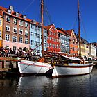 Nyhavn Copenhagen by Kate Hall