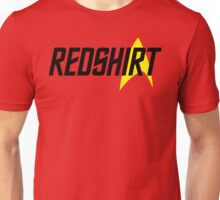 Federation Redshirt Design Unisex T-Shirt