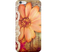 Flower & Lace iPhone Case/Skin