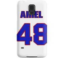 National baseball player Ariel Prieto jersey 48 Samsung Galaxy Case/Skin