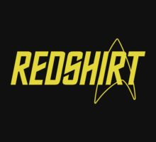 Federation Redshirt Design by Mouthpiece Designs