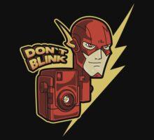 DON`T BLINK by Massucci