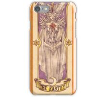 """Clow card """"The Earthy"""" iPhone Case/Skin"""