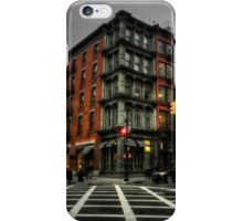 New York City - SoHo 006 iPhone Case/Skin