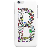 BS ABC's: B iPhone Case/Skin