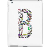 BS ABC's: B iPad Case/Skin