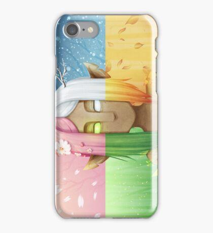 Dryad Seasons iPhone Case/Skin