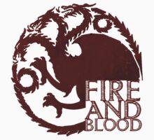 House Targaryen  by tripinmidair