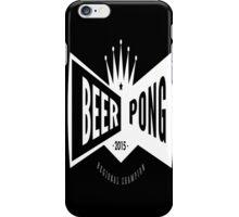 REGIONAL Champion iPhone Case/Skin