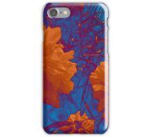 Cheery poppies iPhone Case/Skin